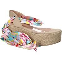 kengät Naiset Sandaalit ja avokkaat Fornarina PE18TE3073 Vaaleanpunainen