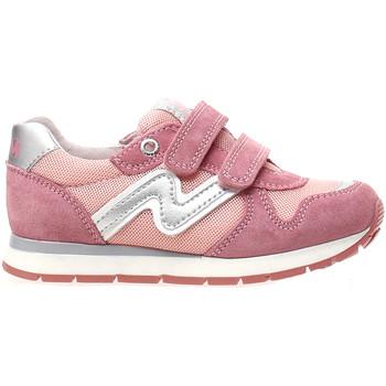 kengät Lapset Matalavartiset tennarit Naturino 2011110-01-9107 Vaaleanpunainen
