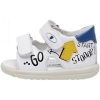 kengät Lapset Sandaalit ja avokkaat Falcotto 1500830 01 Valkoinen