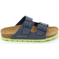 kengät Lapset Sandaalit Grunland CB1537 Sininen