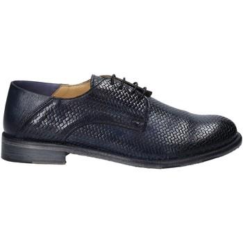 kengät Miehet Derby-kengät Exton 3102 Sininen