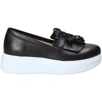 kengät Naiset Tennarit Exton E01 Musta
