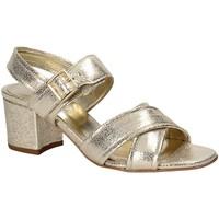 kengät Naiset Sandaalit ja avokkaat Keys 5717 Keltainen