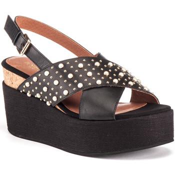 kengät Naiset Sandaalit ja avokkaat Lumberjack SW40006 006 Q12 Musta