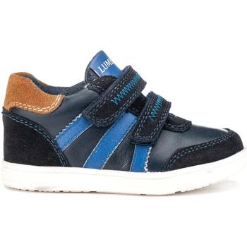 kengät Lapset Matalavartiset tennarit Lumberjack SB64912 002 M01 Sininen