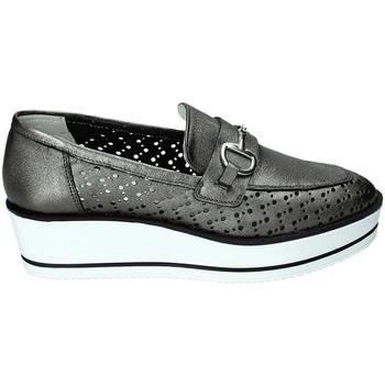 kengät Naiset Mokkasiinit IgI&CO 3152366 Musta