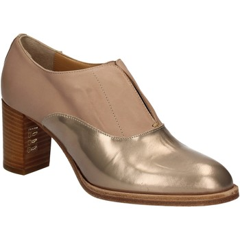 kengät Naiset Nilkkurit Mally 5142 Beige