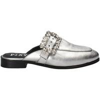 kengät Naiset Puukengät Pixy Shoes 8062204 Harmaa