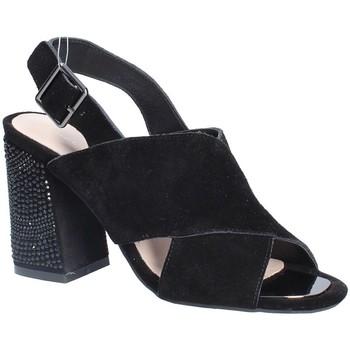 kengät Naiset Sandaalit ja avokkaat Alma En Pena V18277 Musta