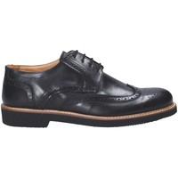 kengät Miehet Derby-kengät Exton 9190 Musta