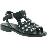 kengät Naiset Sandaalit ja avokkaat Mally 6134 Musta