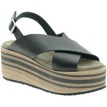 kengät Naiset Sandaalit ja avokkaat Pregunta IBH5803 Musta