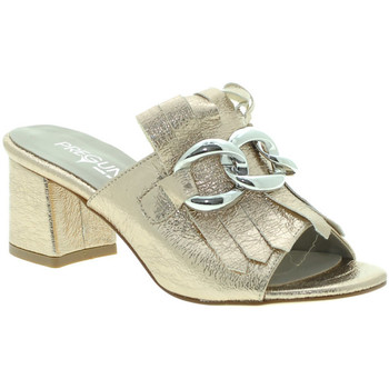 kengät Naiset Espadrillot Pregunta IAB492441-R Kulta