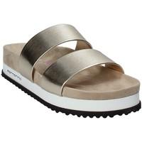kengät Naiset Sandaalit Fornarina PE18SA2913 Keltainen