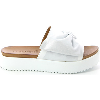 kengät Naiset Sandaalit Grunland CI1519 Valkoinen