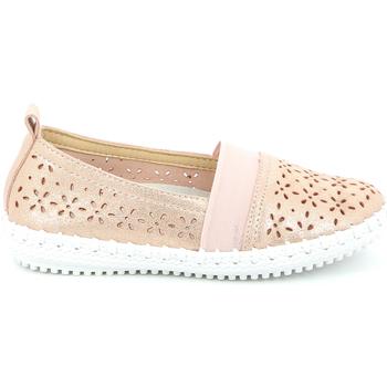 kengät Tytöt Balleriinat Grunland SC4426 Vaaleanpunainen
