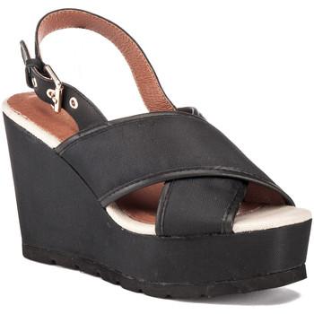 kengät Naiset Sandaalit ja avokkaat Lumberjack SW57906 001 M14 Musta