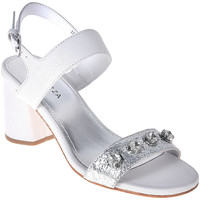 kengät Naiset Sandaalit ja avokkaat Apepazza PRS04 Valkoinen
