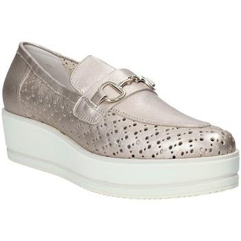 kengät Naiset Mokkasiinit IgI&CO 3152355 Kulta