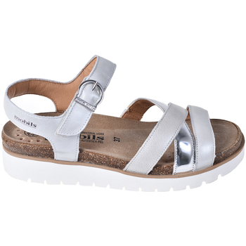 kengät Naiset Sandaalit ja avokkaat Mephisto P5130220 Valkoinen