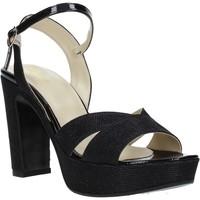 kengät Naiset Sandaalit ja avokkaat Grace Shoes JN 103 Musta