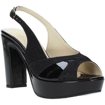 kengät Naiset Sandaalit ja avokkaat Grace Shoes JN 093 Musta