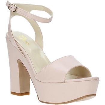 kengät Naiset Sandaalit ja avokkaat Grace Shoes TQ 106 Vaaleanpunainen