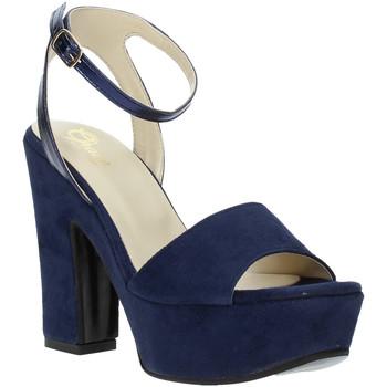 kengät Naiset Sandaalit ja avokkaat Grace Shoes TQ 106 Sininen