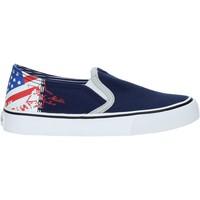 kengät Lapset Tennarit Fred Mello S19-SFK101 Sininen