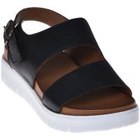 kengät Naiset Sandaalit ja avokkaat Bueno Shoes N3409 Musta