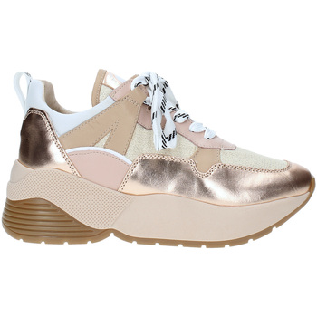 kengät Naiset Matalavartiset tennarit Janet Sport 43780 Vaaleanpunainen
