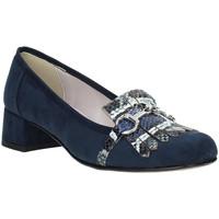 kengät Naiset Mokkasiinit Grace Shoes 171002 Sininen