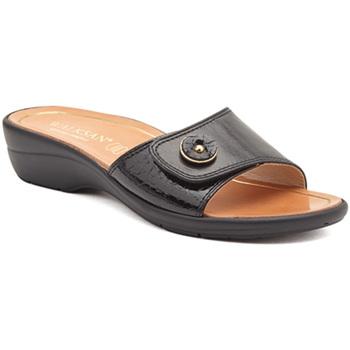 kengät Naiset Sandaalit Susimoda 1651-01 Musta