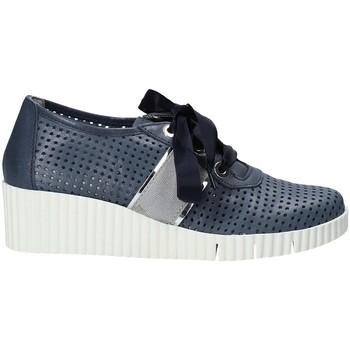kengät Naiset Matalavartiset tennarit The Flexx D2037_18 Sininen