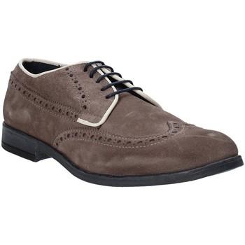 kengät Miehet Mokkasiinit Rogers CP 07 Ruskea