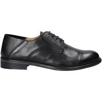 kengät Miehet Derby-kengät Exton 3101 Musta