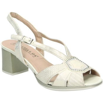 kengät Naiset Sandaalit ja avokkaat Pitillos 5560 Kulta