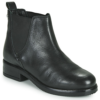 kengät Naiset Bootsit Musse & Cloud PRITI Musta