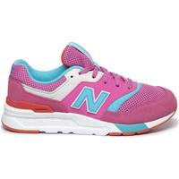 kengät Lapset Matalavartiset tennarit New Balance NBGR997HDC Vaaleanpunainen