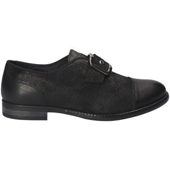 kengät Naiset Derby-kengät IgI&CO 2183300 Musta