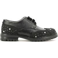 kengät Lapset Derby-kengät Didiblu D3047 Musta