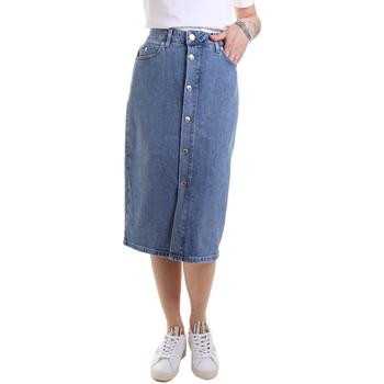vaatteet Naiset Hame Calvin Klein Jeans K20K202027 Sininen