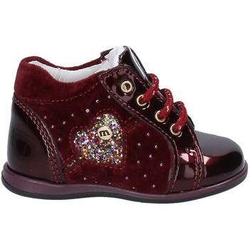 kengät Lapset Bootsit Melania ME0134A7I.C Punainen