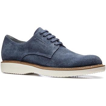 kengät Miehet Derby-kengät Stonefly 110688 Sininen