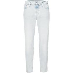 vaatteet Naiset Slim-farkut Calvin Klein Jeans J20J213331 Sininen