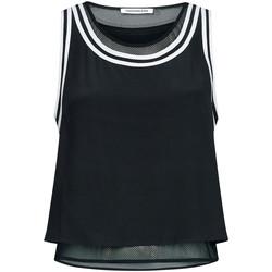 vaatteet Naiset Topit / Puserot Calvin Klein Jeans J20J213621 Musta