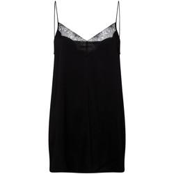 vaatteet Naiset Topit / Puserot Calvin Klein Jeans K20K201686 Musta
