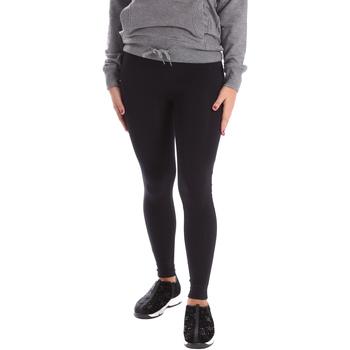vaatteet Naiset Legginsit Key Up 5LI22 0001 Musta