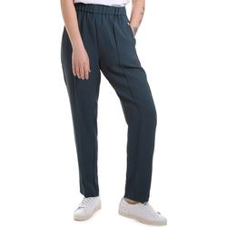 vaatteet Naiset Chino-housut / Porkkanahousut Calvin Klein Jeans K20K201715 Vihreä