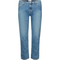 vaatteet Naiset Slim-farkut Calvin Klein Jeans J20J212767 Sininen